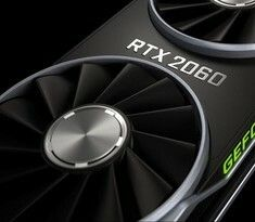 Nvidia Geforce RTX 2060 Founders Edition im Test