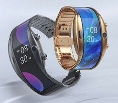 Wearable Smartphone: Nubia zeigt das Alpha
