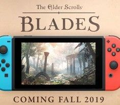 The Elder Scrolls: Blades für Nintendo Switch angekündigt