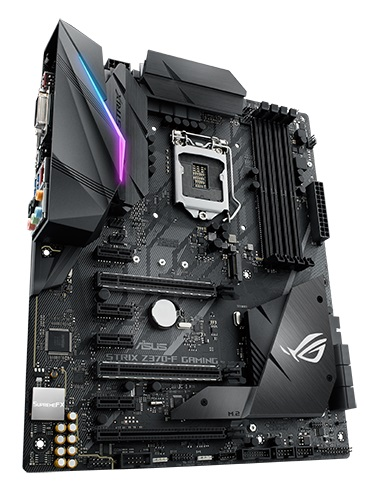 Asus ROG Strix Z370-F Gaming im Test