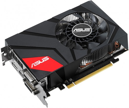 Asus kündigt GeForce GTX 760 DirectCu Mini 2GB an