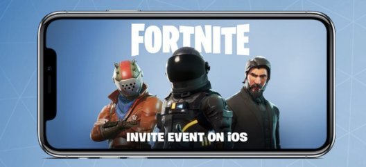 Epic Games: Fortnite Battle Royale kommt für IOS und Android