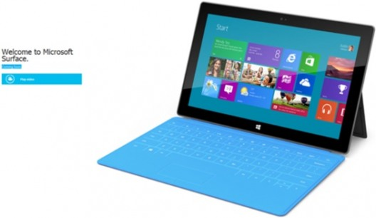 Microsoft: Surface mit 7,5-Zoll-Display in Arbeit