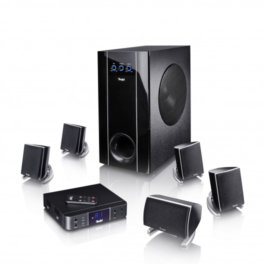 Wöchentliches Giveaway: Teufel Concept E 300 Control 5.1 Soundsystem