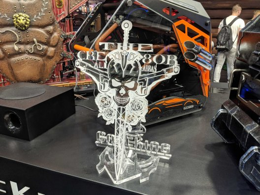 "Gamescom 2018: Bei Casekings Modder-Genie Ali ""The Cre8or"" Abbas"