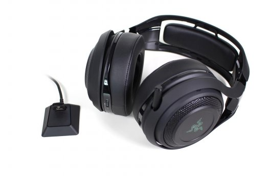 Das kabellose Razer ManO'War Gaming Headset