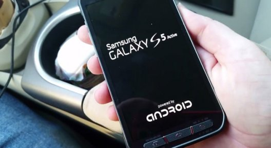 Video-Leak: Galaxy S5 Active gesichtet