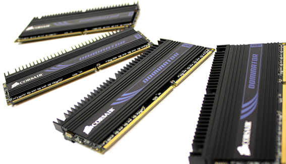 Corsair Dominator DDR3-1866 CL9 16GB RAM