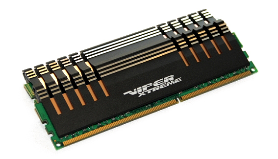 Patriot Viper Xtreme Division 2 DDR3-2133 CL11 8GB RAM
