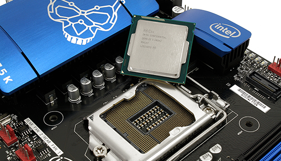 Haswell - Intel Core i7-4770K Prozessor