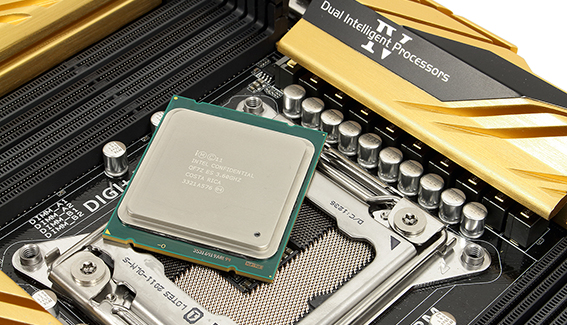 Ivy Bridge-E: Intel Core i7-4960X Prozessor im Test