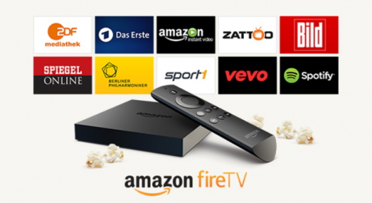 IFA 2014: Amazon Fire TV kommt Ende September nach Deutschland