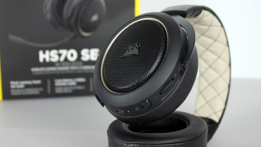 Corsair HS70 Wireless Headset 7.1 im Test