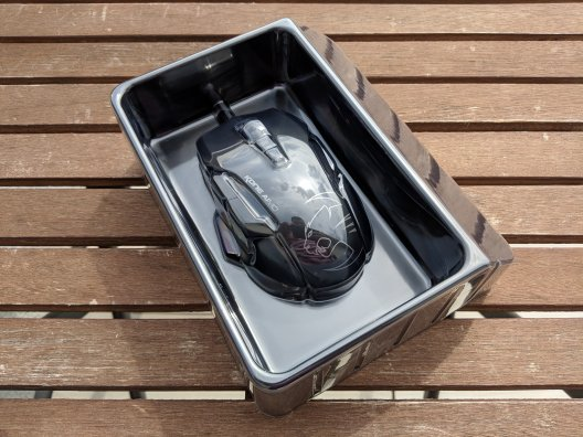 Roccat Kone Aimo Gaming Maus im Test (2/15)