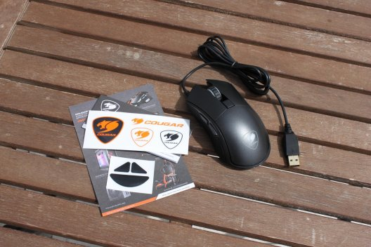 Cougar Revenger S Gaming Maus im Test (5/18)