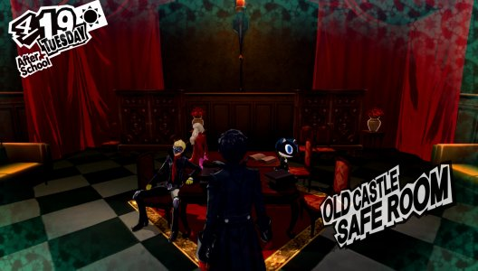Persona 5 im Test (PS4) (6/20)