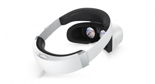 Dell Visor: Mixed-Reality-Brille kostet 350 US-Dollar (1/1)