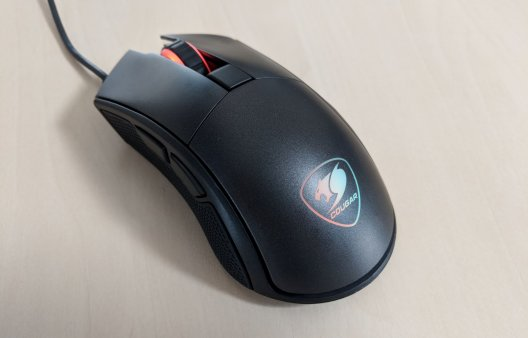 Cougar Revenger S Gaming Maus im Test (16/18)