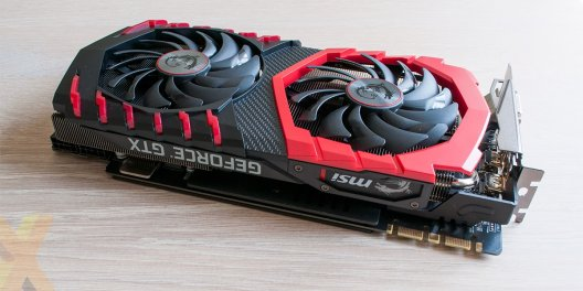 MSI GeForce GTX 1080 Ti Gaming X im Test  (3/4)