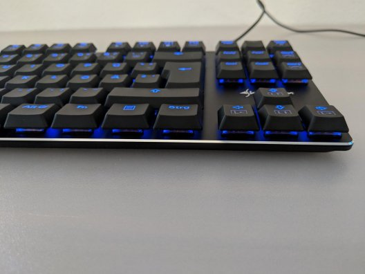 Sharkoon Pure Writer TKL im Test (17/18)
