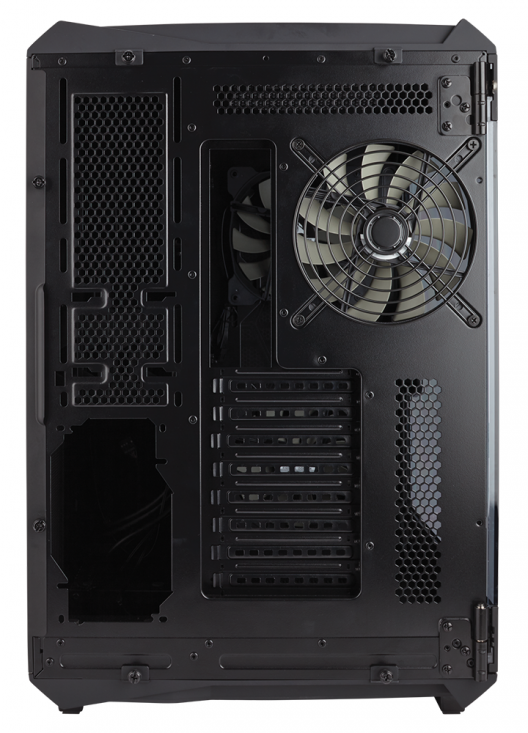 Corsair Carbide Series Air 740 im Test (5/6)