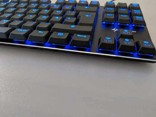 Sharkoon Pure Writer TKL im Test (16/18)