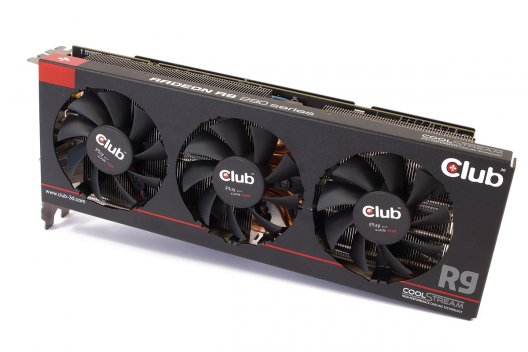 Club 3D R9 290X Royal Ace Grafikkarte im Test (3/12)