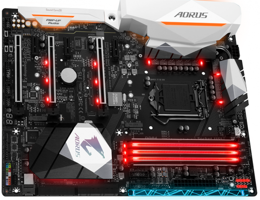 Gigabyte Aorus Z270X-Gaming 7 im Test (3/6)
