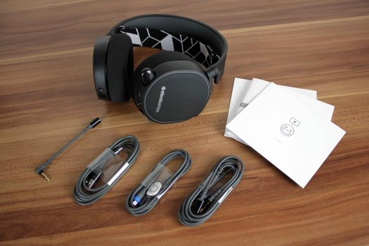 SteelSeries Arctis 3 Bluetooth Gaming-Headset (29/29)