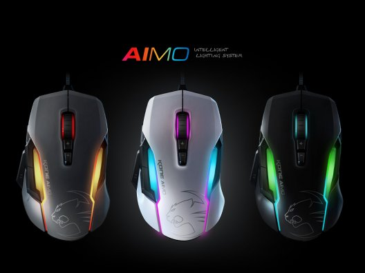 Roccat Kone Aimo Gaming Maus im Test (15/15)