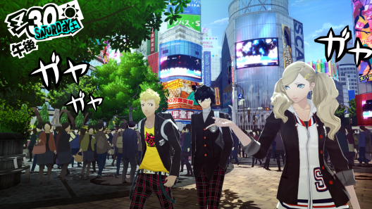Persona 5 im Test (PS4) (18/20)