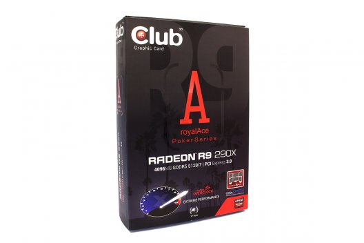 Club 3D R9 290X Royal Ace Grafikkarte im Test (1/12)