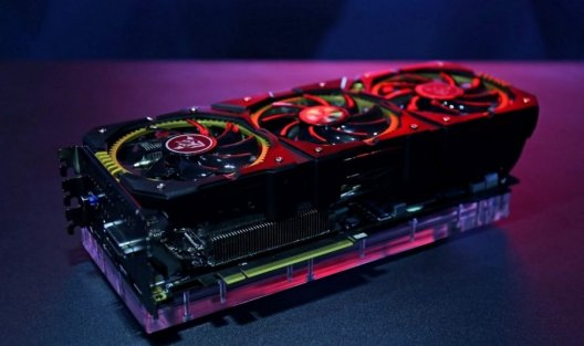 Colorful iGame GTX 1080 Kudan: Vier-Slots bei 1936 Megahertz (1/2)